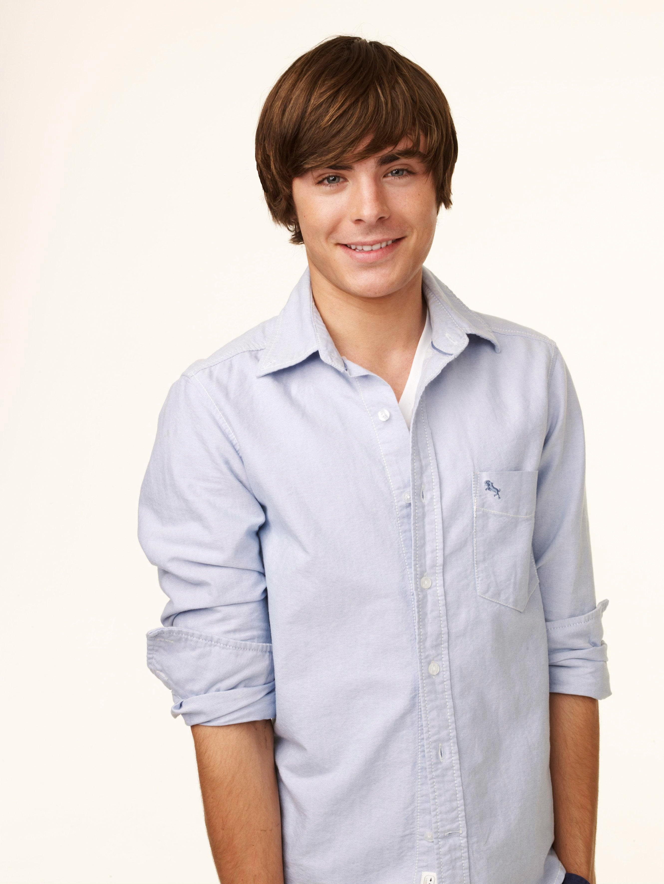 Zac Efron Hairstyle High School Musical 112